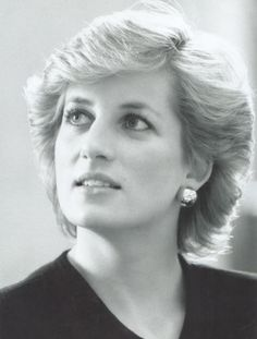 Diana in Black and White :: Princess Diana image by dawngallick - Photobucket