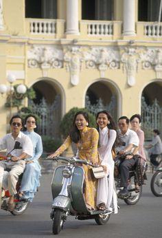 Saigoneer | Khám phá Sài Gòn và Beyond - 15 ảnh Nostalgic Of Life Trong những năm 1990 Sài Gòn