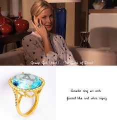 From the Valley to the Upper East Side: Lily Van der Woodsen's Style Cross-Over – The Jewel of Denial) Estilo Gossip Girl, New York Socialites, Kelly Rutherford, Gossip Girl Fashion, Cheap Silver Rings, Silver Ring Designs, Upper East Side, Classic Elegance, Blake Lively