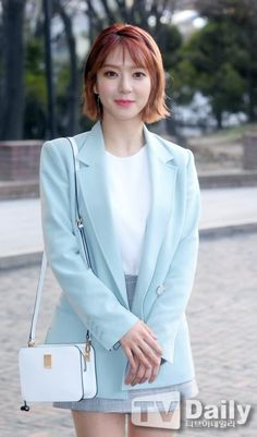 ChoA (AOA) - Jo Woo Jong & Jung Da Eun Wedding Ceremony Pics