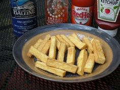 More winning ways with (African) yam: Ghana-style Yam Chips