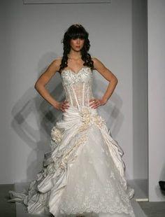 Panina Tornai gown.  favorite dress designer!
