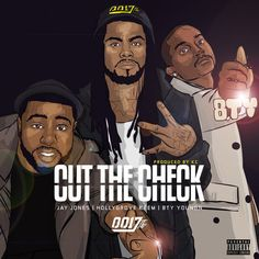 Cash Money Degreez: Jay Jones x Hollygrove Keem x BTY Youngn - Cut The...