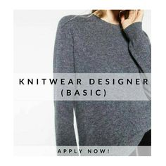 We are currently recruiting for a #Knitwear #Designer to work at a well established #fashion brand in #Spain and produce collections of Knitwear for the young #womenswear department. Send your CV to info@gm-fashioncareer.com  #fashionjobs #luxury #career #careergoals #goals #jobs #recruitment #instafashion #fashioncareer #sendyourcv #knitting #knit #fall #winter