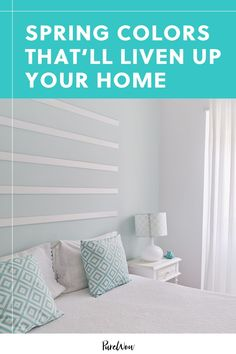 If you're looking for new furniture, decor, or paint to brighten your home ahead of the first day of spring 2021, these spring colors are sure to breathe life into any room you wish to upgrade. #spring #decor #home Furniture Sale, Furniture Decor, First Day Of Spring, Spring Home, Home Decor Trends, Spring Colors, Favorite Holiday, Color Trends, Easter Eggs