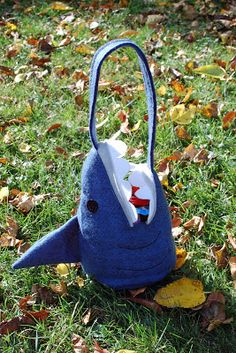 12 Shark Projects to Sew -