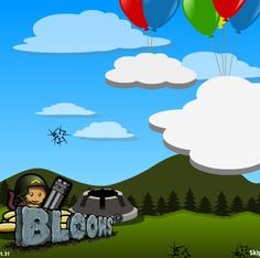 In this games Bloons TD 4 Unblocked. This game is all about popping bloons before they reach the end of the track! Mesmerise yourself on the Sandy Spiral Track, get lost in the Subterrainian Sewers, explore the secrets of the Monkey Temple, or challenge your wits on the Triangle of Insanity! Curious about what bloons are? Play this game at http://www.loola2015.com/loola-action/loola-bloons-td-4-unblocked