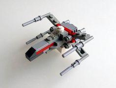 Mini X-Wing. Nekünk nagyon tetszik!