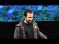 Vik Muniz (Ted Talks): on using unconventional materials to make art
