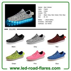 China USB Rechargeable Led Shoes Manufacturers Suppliers Factory http://www.led-road-flares.com/c/led-light-up-shoes_0067