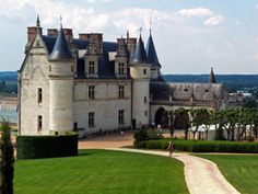 France, Louis VIII built this as a summer home for his mistress. It is amazing.