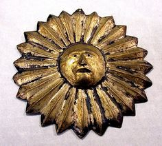 Sun DiskSun Disk, after 16th century. Peru. The Metropolitan Museum of Art, New York. Gift of Mr. and Mrs. Nathan Cummings, 1964 (64.228.761)