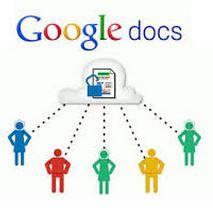Documents de google, integrat a google drive. Documents de text, fulls de càlcul i presentacions. Compartim i col·laborem. Un bon recurs per fer el document de recerca.