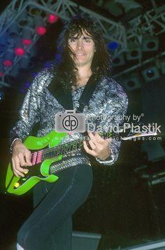 Steve Vai of Whitesnake