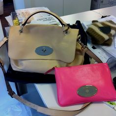 Oh Mulberry, why must you taunt me with these bloody gorgeous bags?!