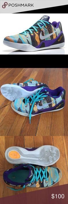 info for 99545 dbb43 Like new Nike Kobe 9  Pop Art  EM Barely worn men s size 8 Nike