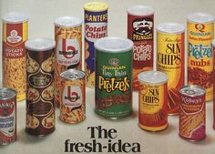 old Pringles ads | Recent Photos The Commons Getty Collection Galleries World Map App ...
