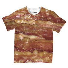 $29 BELOVED.COM Bacon Kid's Tee