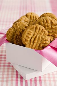 Journey to a Healthier Me: Sugar Free Peanut Butter Cookies