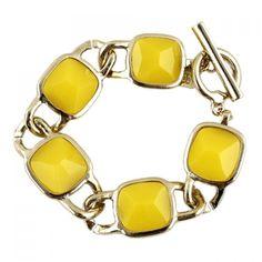 Elegant Gem Decorated Geometry Shape Alloy Bracelet For Women #women, #men, #hats, #watches, #belts, #fashion