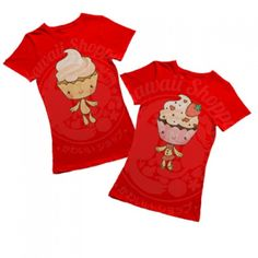 Kawaii T-Shirt... Originally from Kawaii Shoppu. Only at www.kawaiishoppu.com