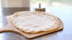 We make a lot of pizzas in our house. In fact, we make them so often that we have had the opportunity to totally refine our dough making process since the