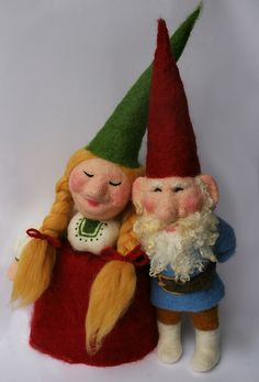 Mr. and Mrs. Gnome