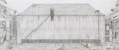 Robbie Cornelissen's Depictions of Inner Spaces