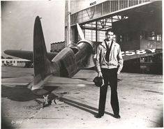 Howard Hughes fell in love with flying, and with planes, when he was a child. Description from awesomestories.com. I searched for this on bing.com/images