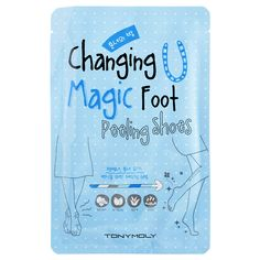 Tony Moly Changing You Magic Foot Peeling Shoes | YESSTYLE