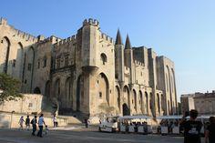 palais des papes, Avignon, France. Architecture, Notre Dame, Cathedral, Palaces, History, Building, Travelling, Castles, Arquitetura