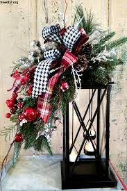 Image Result For How To Make A Christmas Lantern Swag Misc