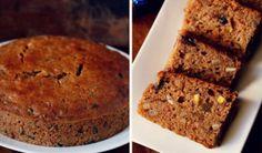How to make Eggless Fruit Cake? Eggless Fruit Cake Recipe