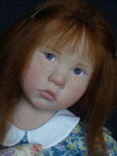 Les poupées de Laurence RUET