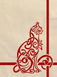 celtic knots, cat - Google Search