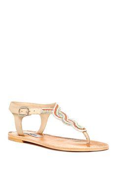 Apache Beaded Sandal