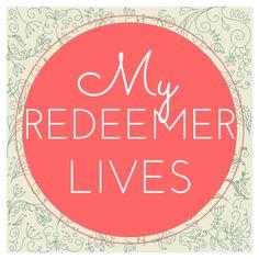 My Redeemer Lives  www.danisejurado.com
