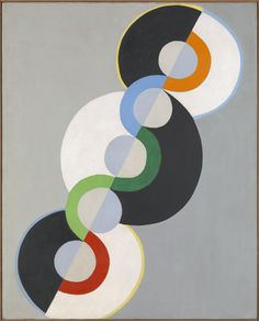 Robert Delaunay 'Endless Rhythm', 1934 http://www.tate.org.uk/art/artworks/delaunay-endless-rhythm-t01233