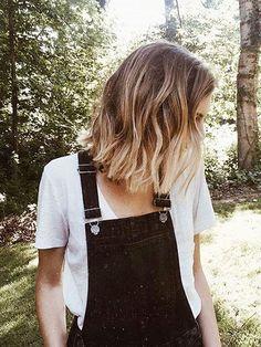18 cortos peinados ondulados rubios 2017 - 2018 //  #2017 #2018 #Blonde #Hairstyles #Short #Wavy