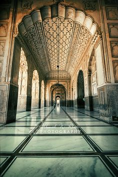Badshahi Mosque - Lahore - Pakistan by ahmedwkhan