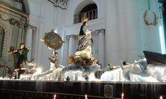 Bendita sea su Santa e Inmaculada Concepción!  Foto: @procesionesdeguatemala