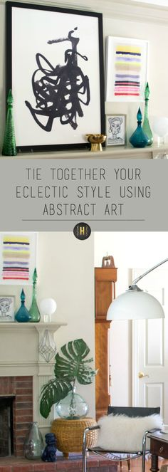 How to Combine Styles Using Abstract Art