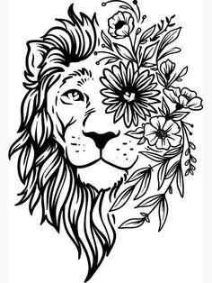 Image Svg, Cut Image, Lion Tattoo Design, Lion Design, Lion Poster, Cricut Creations, Vinyl Projects, Mug Designs, Pyrography