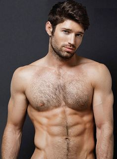 Do you #Love #Hairy #Handsome #Sexy #Muscle #Shirtless #6PackAbs #FitnessModel ?