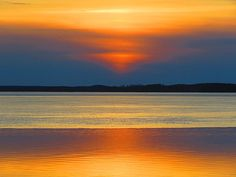 Wonderful sunset in Finland Kalevi Elmala