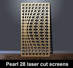 Laser cut patterns for screens and panels I Custom Designs Laser Cut Screens, Laser Cut Panels, Laser Cut Metal, Laser Cutting, Mirror Panel Wall, Metal Wall Panel, Metal Panels, Stair Panels, Gate Design