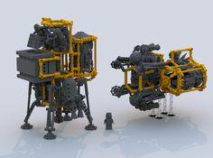 Astrodriller_4_WIP | by Sunder_59