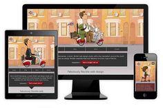 Stuff & Nonsense - responsive web design