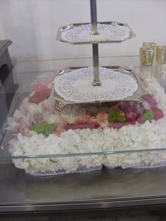 Sweet Table Tiered Cakes, Table Settings, Create, Sweet, Wedding, Casamento, Table Top Decorations, Place Settings, Weddings