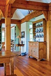 Eco-friendly farmhouse
